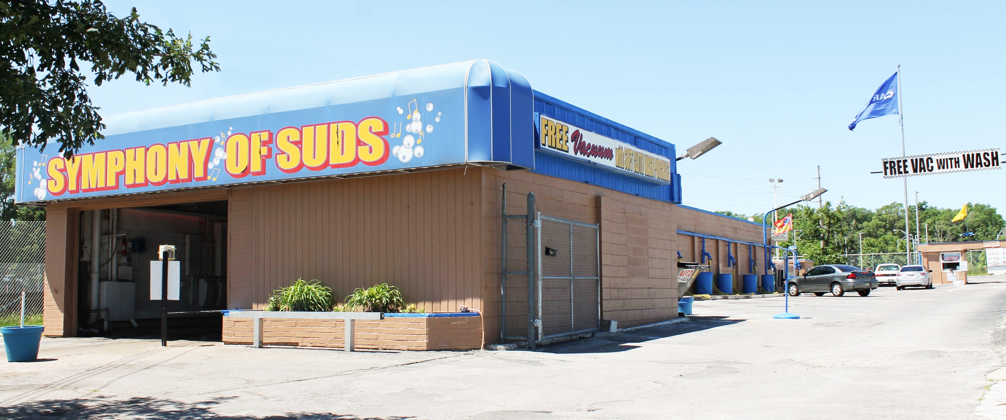 Symphony of suds carwash 4918 n 30th street omaha solutioingenieria Image collections